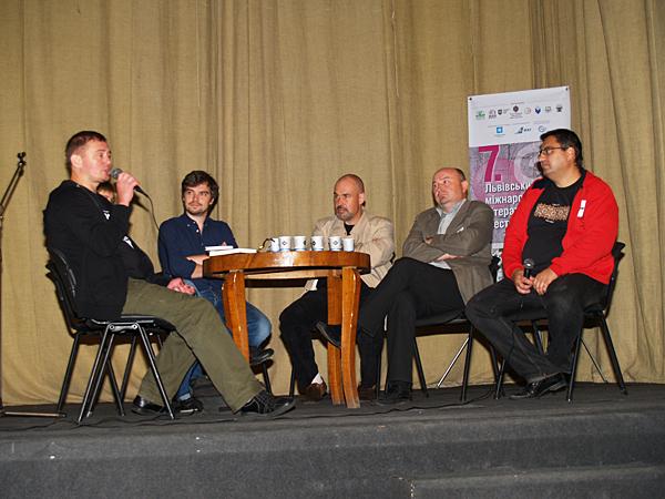 Literatura kryminalna i sensacyjna w Polsce i na Ukrainie