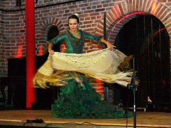 Wieczór w rytmie flamenco