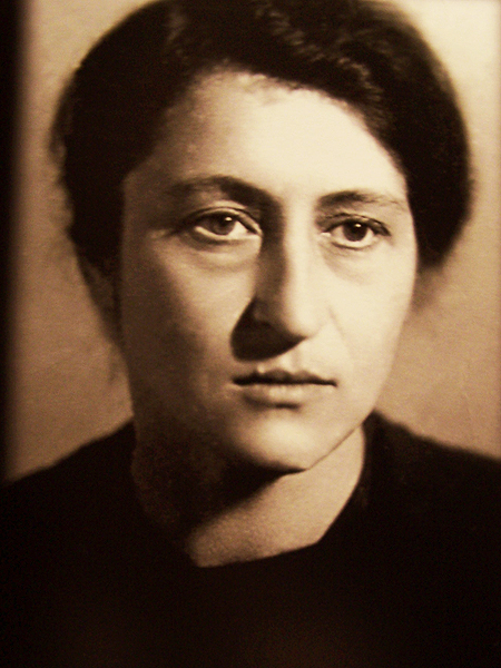 Wanda Wasilewska (Fot. pl.wikipedia.org)