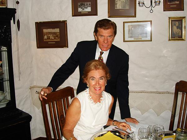 Anna i Zbigniew Schellerowie (Fot. Anna M. Scheller)