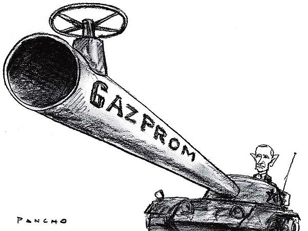 Zmierzch Gazpromu?