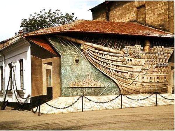 Muzeum Aleksandra Grina w Teodozji (Fot. Archiwum)