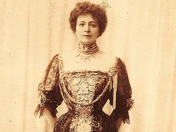 Helena Modrzejewska (Fot. pl.wikipedia.org)