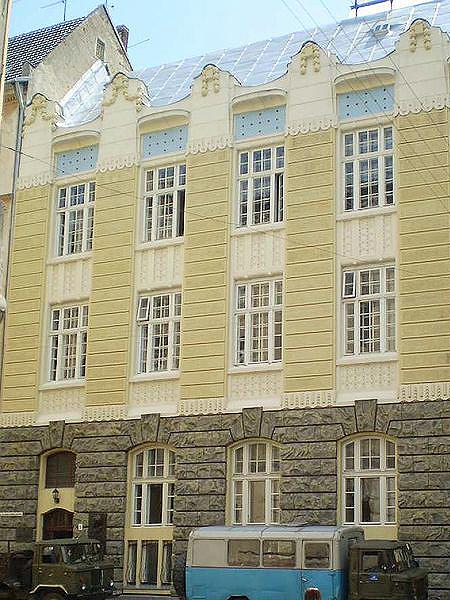 Obecna siedziba Lwowskiej Narodowej Akademii Muzycznej im. Mykoły Łysenki (Fot. pl.wikipedia.org)