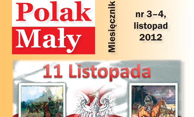 Zapraszamy do lektury Polaka Małego nr 2-3, 2012