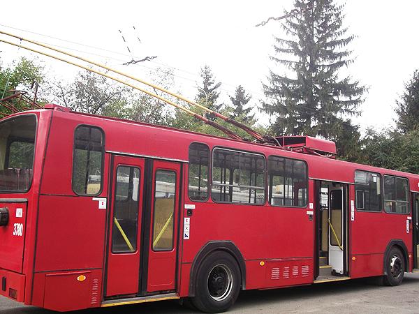"""Trolejbusy z """"second handu"""""""