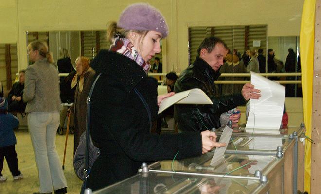 Wybory na Ukrainie: Rewolucji nie będzie