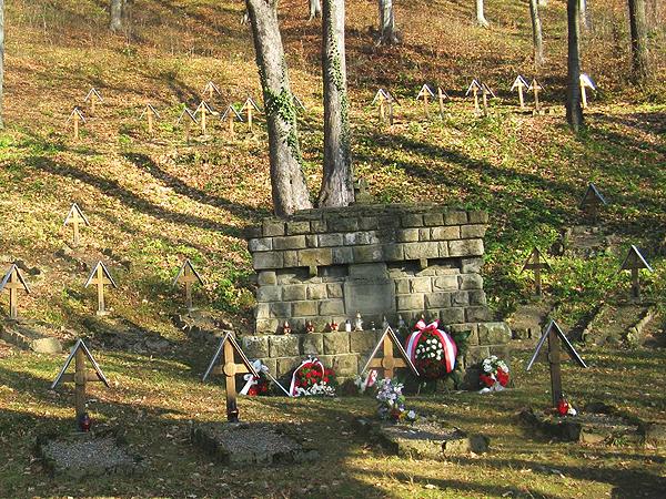 Verdun wschodu i cmentarze wojenne
