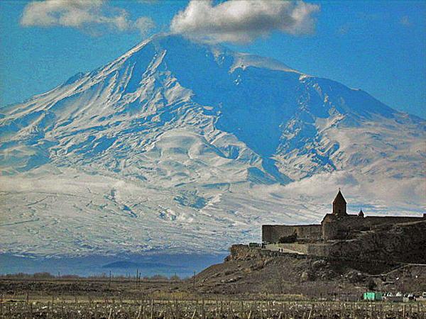 Wojaże po ormiańsku