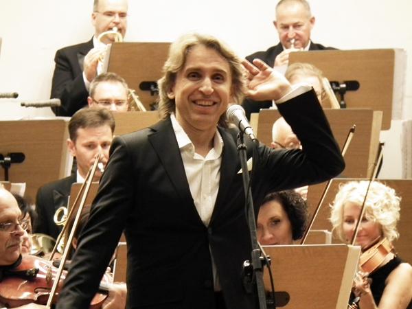 Valentin Suchodolec w Zielonej Górze (Fot. Monika Kosowska)