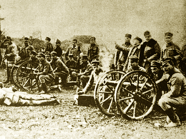 II Brygada Legionów Polskich (Fot. pl.wikipedia.org)
