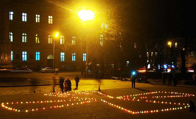 24 listopada 2012: 79. rocznica Wielkiego Głodu na Ukrainie