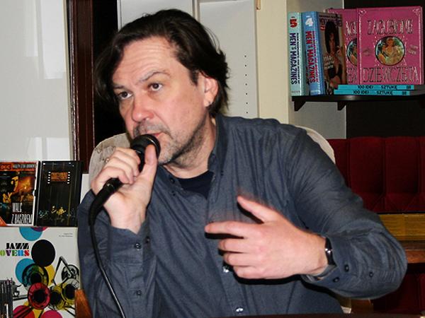 Jurij Andruchowycz (Fot. Natalia Kostyk)