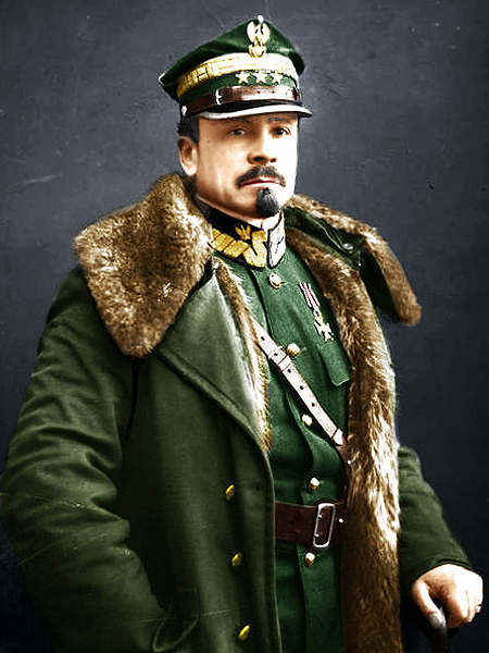 Gen. Józef Haller (Fot. zsprzucewo.edupage.org)