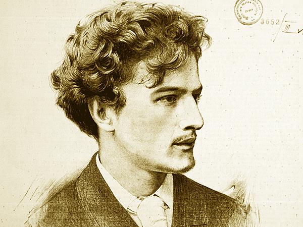Jan Vilímek, portret I. J. Paderewskiego (Fot. commons.wikimedia.org)