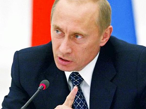 Szpiegomania rosyjskich władz