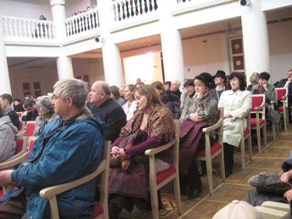 Publiczność na sali (Fot. Franciszek Miciński)