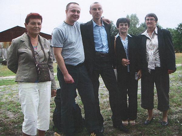 Przyjaźń pomiędzy wioskami polską i ukraińską