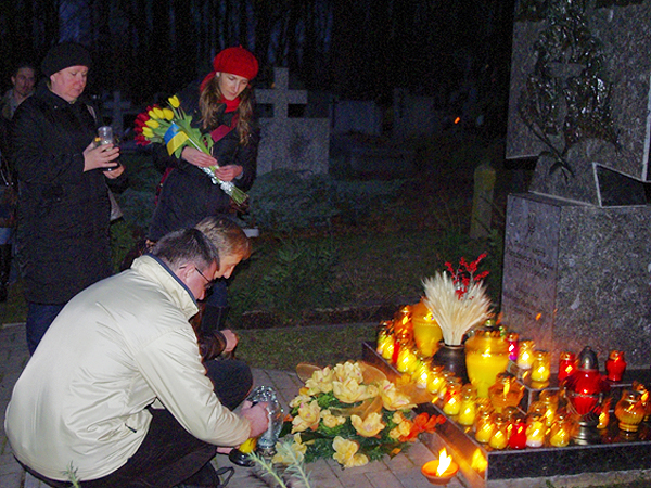 W Warszawie uczczono ofiary Wielkiego Głodu