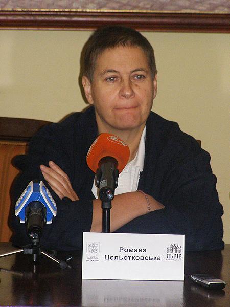 Prof. Romana Cielątkowska (Fot. Jurij Smirnow)