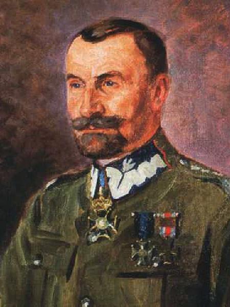 Gen. Tadeusz Rozwadowski (Fot. andersa4siemiatycze.pl)