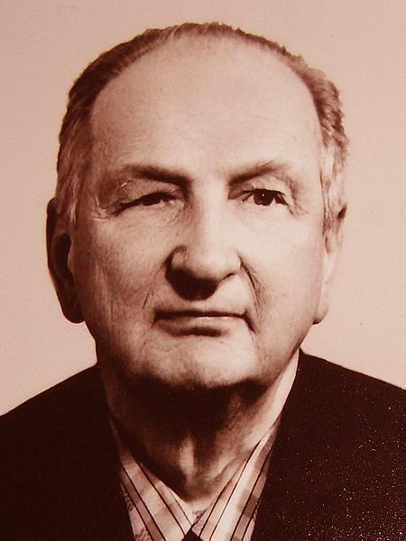Tajny biskup ze Złoczowa ks. Jan Cieński (1905–1992) (Fot. Archiwum parafii)