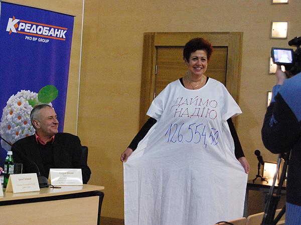 Sukces akcji charytatywnej Klubu Dyplomatycznego Lwowa