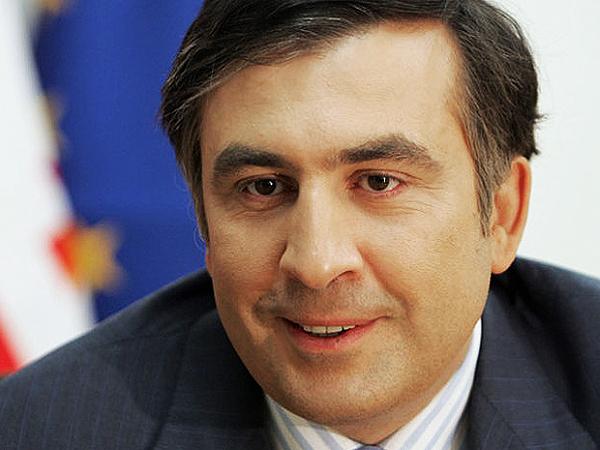 Micheil Saakaszwili z wizytą w Polsce