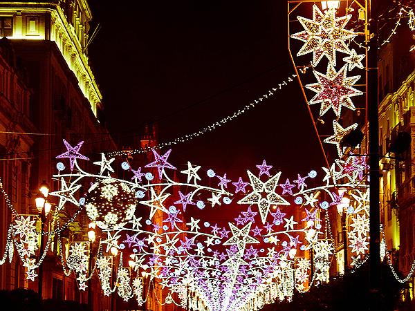 Boże Narodzenie w Hiszpanii, w Sewilli (Fot. blog.tui.pl)