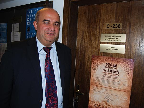 Prestiżowa nagroda dla prof. Włodzimierza Osadczego