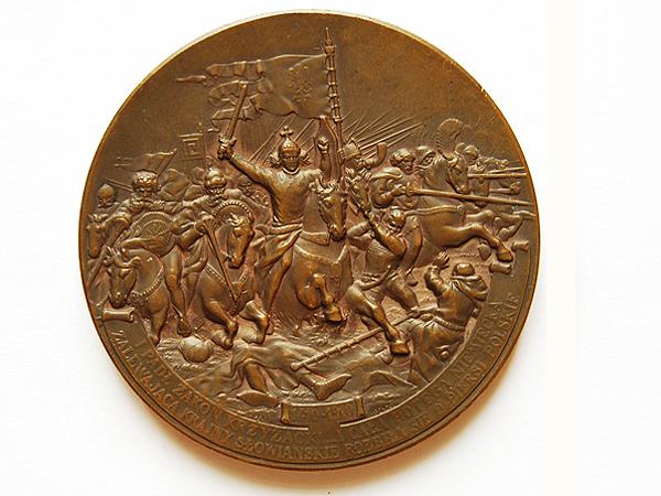 Historia medalami zapisana
