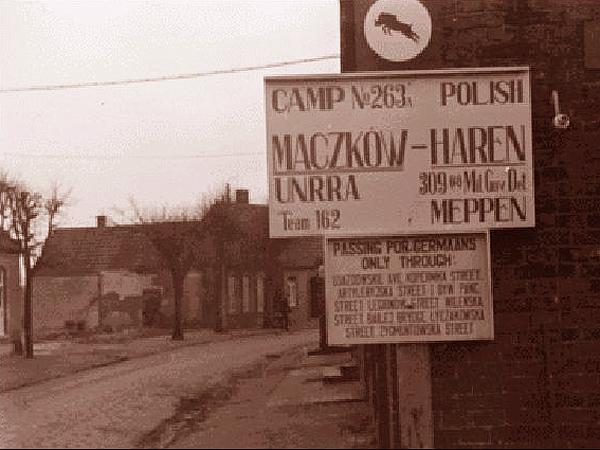 Przeciwny do poprzedniego wjazd do Maczkowa (Fot. m.e-dp.pl)