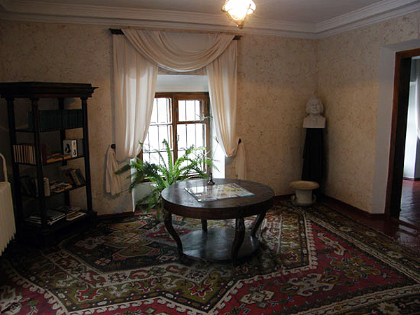 Gabinet Honoré de Balzaca w muzeum (Fot. pl.wikipedia.org)