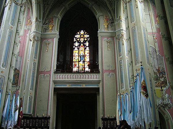 Organy w Katedrze Lwowskiej (Fot. organy.lviv.ua)