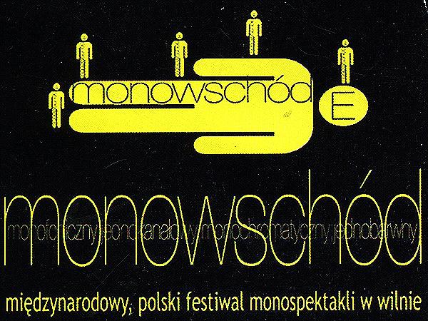 "Festiwal teatralny ""Monowschód"""