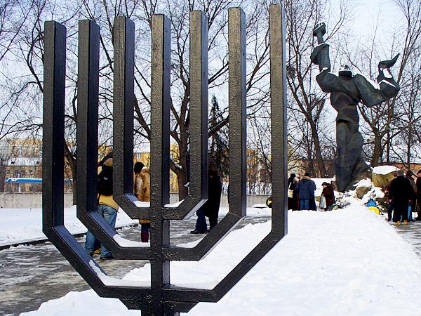 Uczczono pamięć ofiar Holokaustu