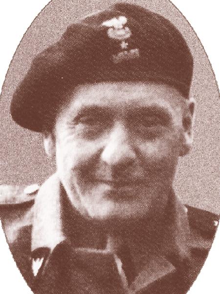 Generał Stanisław Maczek (Fot. sww.w.szu.pl)