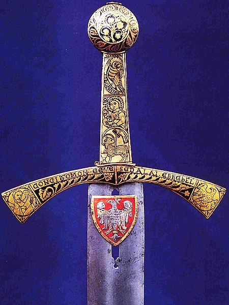 Szczerbiec (Fot. pl.wikipedia.org)