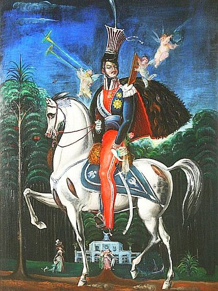 Książę Józef Poniatowski na koniu, Muzeum Górnośląskie w Bytomiu