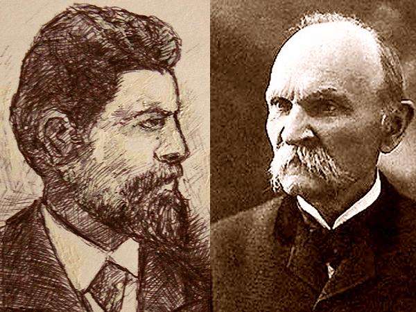Włodzimierz Wysocki i Teodor Tomasz Jeż