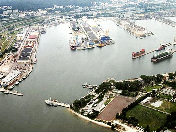 Tajemnica portu Gdynia