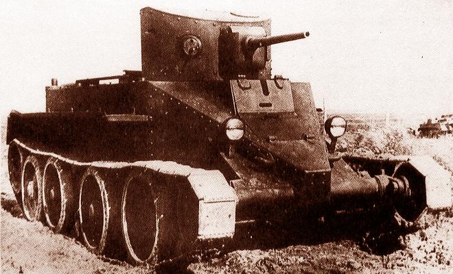Tri Tankista