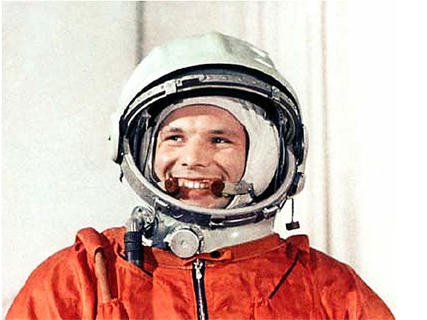 Jurij Gagarin (Fot. inyourpocket.com)