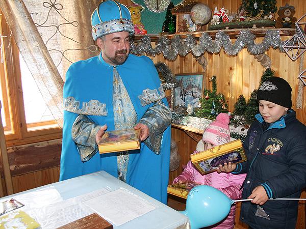 Św. Mikołaj z Karpat