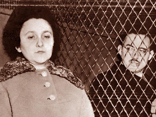 Ethel i Juliusz Rosenbergowie