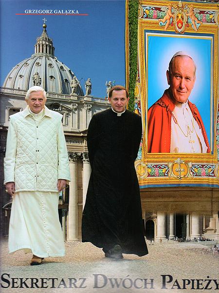 Sekretarz dwóch papieży