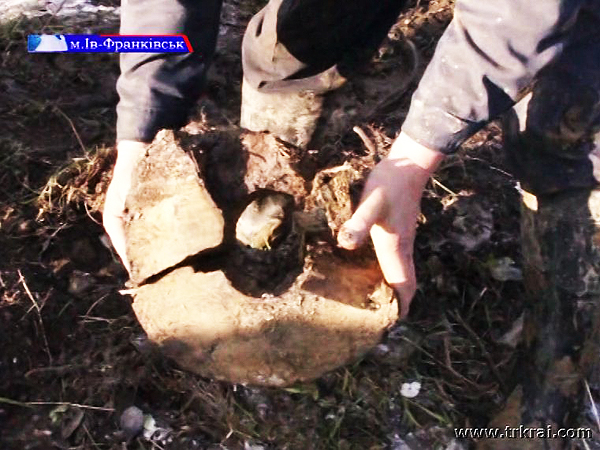 Znaleziono rurociąg z czasów austriackich