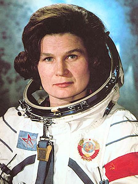 Walentina Tierieszkowa (Fot. ekai.pl)