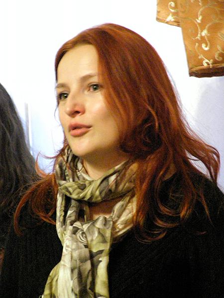 Danuta Greszczuk (Fot. Krzysztof Szymański)
