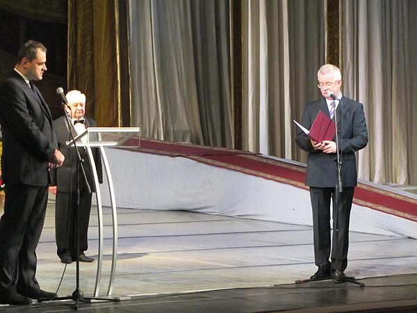 70-lecie urodzin dyrektora Opery Lwowskiej